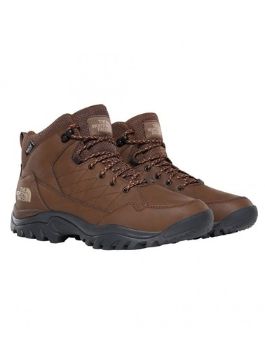 The North Face Storm Strike 2 Waterproof Deri Erkek Ayakkabıkahverengi Kahve